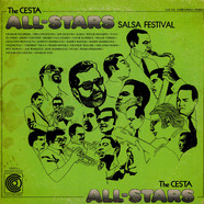 Cesta All-Stars, The - Salsa Festival