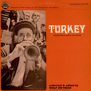 V.A. - Turkey - Traditional Songs and Music