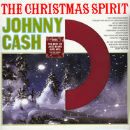 Johhny Cash - The Christmas Spirit Colored Vinyl Edition