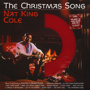 Nat King Cole - The Christmas Song Colored Vinyl Edition