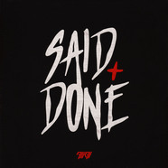 Alibi - Said & Done Red Vinyl Edition