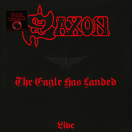 Saxon - The Eagle Has Landed (Live) [1999 Remaster] Splatter Vinyl Edition