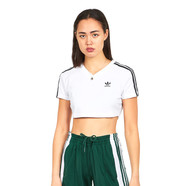 adidas - Cropped Tee