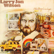 Larry Jon Wilson - New Beginnings
