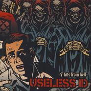 Useless ID - 7 Hits From Hell Red Vinyl Edition
