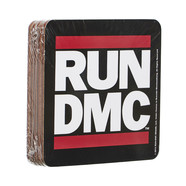 Run DMC - Logo Cork Coaster