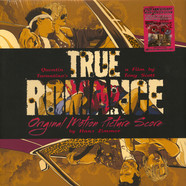 Hans Zimmer - OST True Romance Score Blood Splatter Vinyl Edition