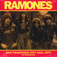 Ramones - San Francisco City Hall 1979