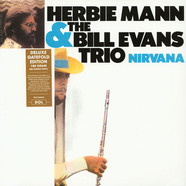 Herbie Mann & Bill Evans Trio - Nirvana Gatefold Sleeve Edition