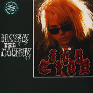 Gun Club, The - Destroy The Country Green Vinyl Edition