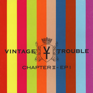 Vintage Trouble - Chapter Ii Clear Vinyl Edition