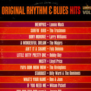 V.A. - Original Rhythm & Blues Hits Vol. 1