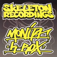 Monita & K-Rox - Smart Kid & Abandoned Remixes Single Sided Vinyl Edition
