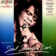 James Brown - James Brown & Friends - Soul Session Live