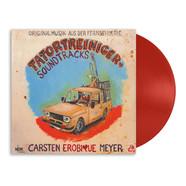Carsten Erobique Meyer - OST Tatortreiniger Soundtracks HHV Exclusive Blutrot Vinyl Edition