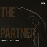 Havoc x The Alchemist - The Silent Partner Gold Vinyl Edition