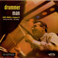 Gene Krupa Featuring Anita O'Day - Roy Eldridge - Drummer Man Gene Krupa In HIghest-FI