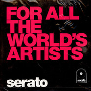 Serato - Control Vinyl Performance Series - For All The Worlds Artists