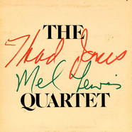 Thad Jones Mel Lewis Quartet, The - The Thad Jones Mel Lewis Quartet