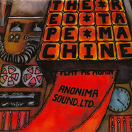 Anonima Sound Ltd. - Red Tape Machine