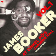 James Booker - At Onkel Pö's Carnegie Hall / Hamburg '76