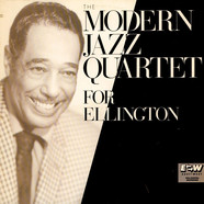 The Modern Jazz Quartet - For Ellington