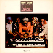 Jimmy Smith Featuring George Benson, Ron Carter, Grady Tate, Stanley Turrentine - Off The Top
