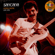 Santana - Going Home: Live at Dillon Stadium, Hartford, Connecticut - August 17th, 1973