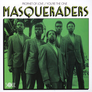 Masqueraders, The - Prophet Of Love / You're The One