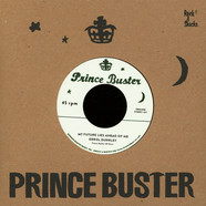 Errol Dunkley / Teddy King - My Future Lies Ahead Of Me (Unreleased) / To Be A Lover