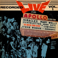 V.A. - The Motor-Town Revue Vol. 1 - Recorded Live At The Apollo