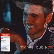 Michael Bublé - Love Valentine's Day Red Vinyl Edition