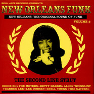 V.A. - New Orleans: The Original Sound Of Funk (The Second Line Strut)