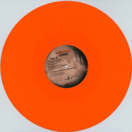 Q-Unique - The Mechanic Orange Vinyl Edition