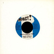 Jimmy London With Impact All Stars / Jackie Mittoo & Randy's All Stars - Love Is A Hurting Thing / Soul & Inspiration