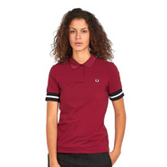Fred Perry - Tipped Pique Shirt
