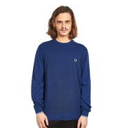 Fred Perry - Textured Front Panel Jumper