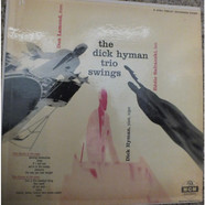 The Dick Hyman Trio - The Dick Hyman Trio Swings