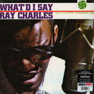 Ray Charles - What'd I Say (Mono)