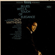 Onzy Matthews - Blues With A Touch Of Elegance