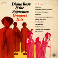 The Supremes - Greatest Hits Volume 3