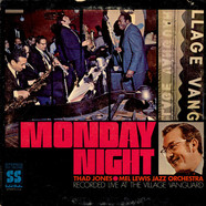 Thad Jones / Mel Lewis Orchestra - Monday Night