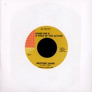 James Dudley & A Piece Of The Action - Brother James / Destruction