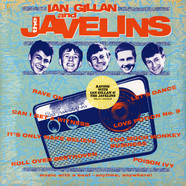 Ian Gillan - Raving With Ian Gillan & The Javelins