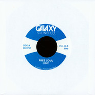 DJ Copy - Free Soul / Up Above The Rock