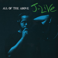 J-Live - All Of The Above Blue Vinyl Edition