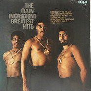 The Main Ingredient - Greatest Hits