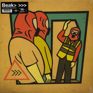 Beak> (Geoff Barrow of Portishead, Billy Fuller & Matt Williams) - >>> Limited Edition