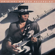 Stevie Ray Vaughan - Texas Flood Numbered One-Step MoFi Supervinyl Pressing