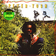 Peter Tosh - Legalize It Limited Transparent Green & Solid Yellow Mixed / Clear Yellow & Black Mixed Vinyl Edition